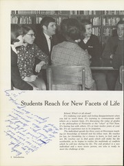 Page 6, 1969 Edition, Adlai Stevenson High School - Aurora Yearbook (Livonia, MI) online yearbook collection