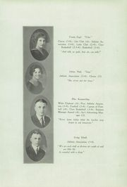 Page 15, 1921 Edition, Monroe High School - Senior Issue Yearbook (Monroe, MI) online yearbook collection
