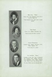 Page 16, 1921 Edition, Monroe High School - Senior Issue Yearbook (Monroe, MI) online yearbook collection