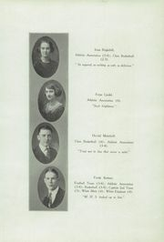 Page 17, 1921 Edition, Monroe High School - Senior Issue Yearbook (Monroe, MI) online yearbook collection