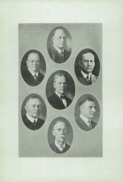 Page 8, 1921 Edition, Monroe High School - Senior Issue Yearbook (Monroe, MI) online yearbook collection