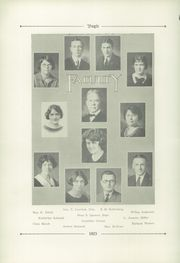 Page 10, 1925 Edition, Monroe High School - Senior Issue Yearbook (Monroe, MI) online yearbook collection