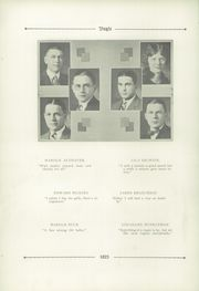 Page 16, 1925 Edition, Monroe High School - Senior Issue Yearbook (Monroe, MI) online yearbook collection
