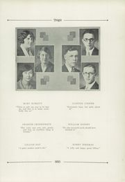 Page 17, 1925 Edition, Monroe High School - Senior Issue Yearbook (Monroe, MI) online yearbook collection