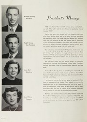 Page 8, 1950 Edition, Mackenzie High School - Stag Yearbook (Detroit, MI) online yearbook collection