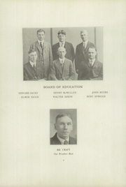 Page 10, 1925 Edition, Belleville High School - Tiger Lore Yearbook (Belleville, MI) online yearbook collection