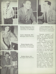 Page 16, 1947 Edition, Belleville High School - Tiger Lore Yearbook (Belleville, MI) online yearbook collection