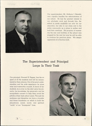 Page 15, 1948 Edition, Grand Blanc High School - Echo Yearbook (Grand Blanc, MI) online yearbook collection
