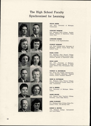 Page 16, 1948 Edition, Grand Blanc High School - Echo Yearbook (Grand Blanc, MI) online yearbook collection