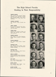 Page 17, 1948 Edition, Grand Blanc High School - Echo Yearbook (Grand Blanc, MI) online yearbook collection