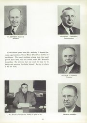 Page 15, 1951 Edition, Grand Blanc High School - Echo Yearbook (Grand Blanc, MI) online yearbook collection