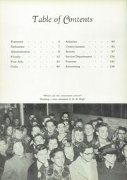 Page 8, 1951 Edition, Grand Blanc High School - Echo Yearbook (Grand Blanc, MI) online yearbook collection