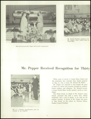 Page 10, 1957 Edition, Grand Blanc High School - Echo Yearbook (Grand Blanc, MI) online yearbook collection
