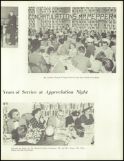 Page 11, 1957 Edition, Grand Blanc High School - Echo Yearbook (Grand Blanc, MI) online yearbook collection