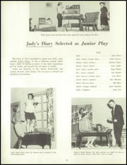Page 14, 1957 Edition, Grand Blanc High School - Echo Yearbook (Grand Blanc, MI) online yearbook collection