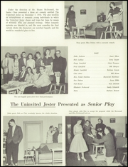 Page 15, 1957 Edition, Grand Blanc High School - Echo Yearbook (Grand Blanc, MI) online yearbook collection
