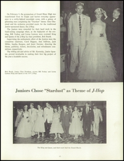 Page 17, 1957 Edition, Grand Blanc High School - Echo Yearbook (Grand Blanc, MI) online yearbook collection
