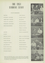 Page 11, 1951 Edition, Port Huron High School - Student Yearbook (Port Huron, MI) online yearbook collection