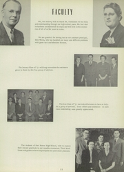 Page 15, 1951 Edition, Port Huron High School - Student Yearbook (Port Huron, MI) online yearbook collection