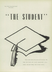 Page 7, 1951 Edition, Port Huron High School - Student Yearbook (Port Huron, MI) online yearbook collection