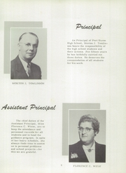 Page 13, 1955 Edition, Port Huron High School - Student Yearbook (Port Huron, MI) online yearbook collection
