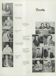Page 14, 1955 Edition, Port Huron High School - Student Yearbook (Port Huron, MI) online yearbook collection