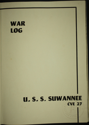 Page 7, 1946 Edition, Suwannee (CVE 27) - Naval Cruise Book online yearbook collection
