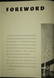 Page 8, 1946 Edition, Suwannee (CVE 27) - Naval Cruise Book online yearbook collection