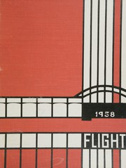 1958 Edition, Edsel Ford High School - Flight Yearbook (Dearborn, MI)