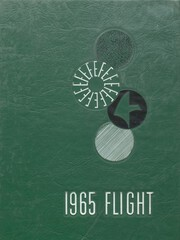 1965 Edition, Edsel Ford High School - Flight Yearbook (Dearborn, MI)
