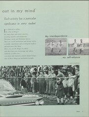 Page 11, 1965 Edition, Edsel Ford High School - Flight Yearbook (Dearborn, MI) online yearbook collection