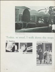 Edsel Ford High School - Flight Yearbook (Dearborn, MI) online yearbook collection, 1965 Edition, Page 6
