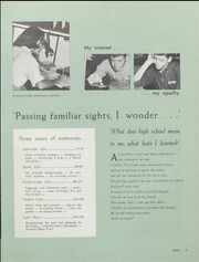 Page 9, 1965 Edition, Edsel Ford High School - Flight Yearbook (Dearborn, MI) online yearbook collection