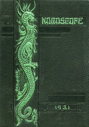 1931 Edition, Northern High School - Noroscope Yearbook (Flint, MI)
