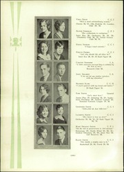 Page 56, 1931 Edition, Northern High School - Noroscope Yearbook (Flint, MI) online yearbook collection