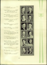 Page 59, 1931 Edition, Northern High School - Noroscope Yearbook (Flint, MI) online yearbook collection