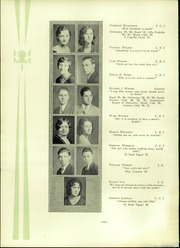 Page 60, 1931 Edition, Northern High School - Noroscope Yearbook (Flint, MI) online yearbook collection