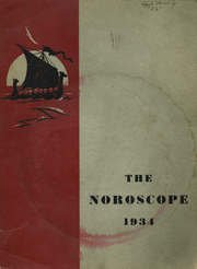 Northern High School - Noroscope Yearbook (Flint, MI) online yearbook collection, 1934 Edition, Page 1