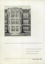 Page 10, 1934 Edition, Northern High School - Noroscope Yearbook (Flint, MI) online yearbook collection