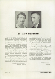 Page 12, 1934 Edition, Northern High School - Noroscope Yearbook (Flint, MI) online yearbook collection