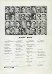 Page 13, 1934 Edition, Northern High School - Noroscope Yearbook (Flint, MI) online yearbook collection