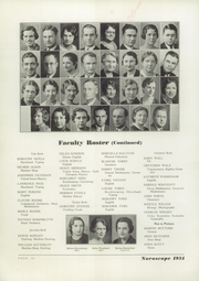 Page 14, 1934 Edition, Northern High School - Noroscope Yearbook (Flint, MI) online yearbook collection