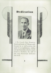 Page 5, 1934 Edition, Northern High School - Noroscope Yearbook (Flint, MI) online yearbook collection