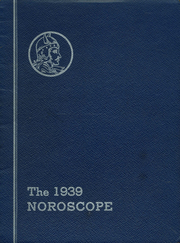 Northern High School - Noroscope Yearbook (Flint, MI) online yearbook collection, 1939 Edition, Page 1