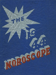 Northern High School - Noroscope Yearbook (Flint, MI) online yearbook collection, 1944 Edition, Page 1
