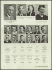 Page 10, 1947 Edition, Northern High School - Noroscope Yearbook (Flint, MI) online yearbook collection