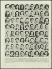 Page 17, 1947 Edition, Northern High School - Noroscope Yearbook (Flint, MI) online yearbook collection
