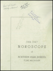 Page 3, 1947 Edition, Northern High School - Noroscope Yearbook (Flint, MI) online yearbook collection