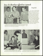 Page 36, 1958 Edition, Northern High School - Noroscope Yearbook (Flint, MI) online yearbook collection