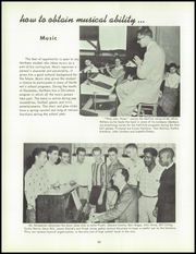 Page 46, 1958 Edition, Northern High School - Noroscope Yearbook (Flint, MI) online yearbook collection